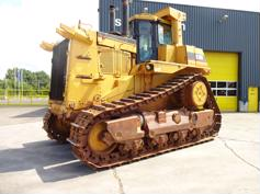 Picture of CATERPILLAR D10R w ripper
