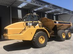 Picture of CATERPILLAR 735