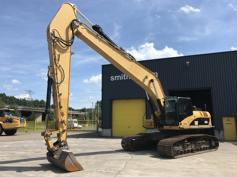 Picture of CATERPILLAR 325D LRE long reach