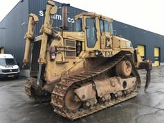 Picture of CATERPILLAR D9N w ripper