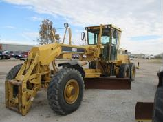Picture of CATERPILLAR 163H w ripper