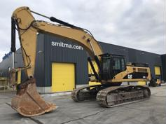 Picture of CATERPILLAR 345D LME