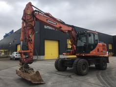 Picture of DOOSAN DX160 W-3