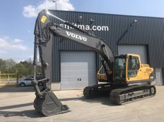 Picture of VOLVO EC210 BLC UNUSED CONDITION