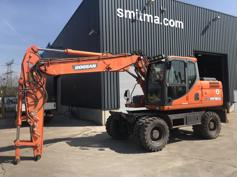 Picture of DOOSAN DX160 W w blade