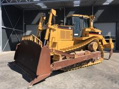 Picture of CATERPILLAR D8R II w ripper