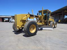 Picture of CATERPILLAR 140H II w ripper