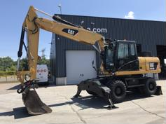 Picture of CATERPILLAR M318D VA