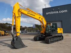 Picture of HYUNDAI R210 LC-7A NEW UNUSED CONDITION