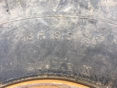 Picture of  18R19.5 used on RIM